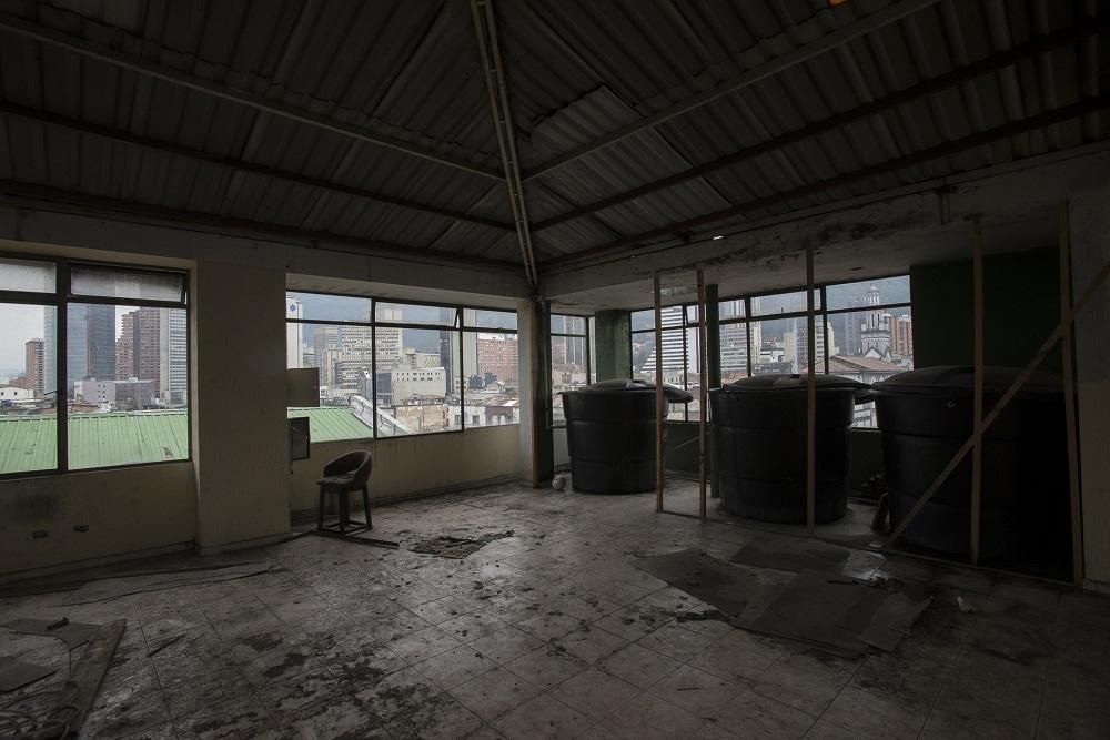 Anteriormente, el lugar quedó en el abandono después de que se descubrieron sus líos legales / Idartes.