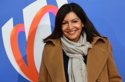 Anne Hidalgo, alcaldesa de París, que fue multada por contratar a demasiadas mujeres