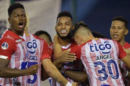Junior y Coquimbo enfrentados en los cuartos de final de la Copa Sudamericana hoy