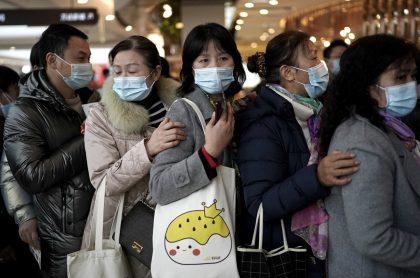 Wuhan, donde quitaron el uso obligatorio del tapabocas, durante pandemia del coronavirus.