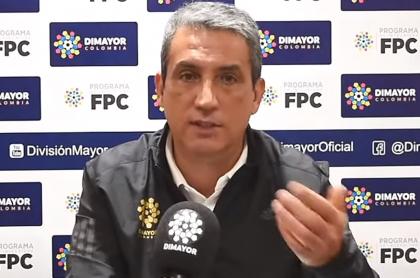 Fernando Jaramillo dejaría la presidencia de Dimayor. Imagen de referencia del directivo.