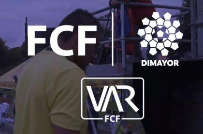 El VAR no se usaría para la Liga BetPlay 2021. La razón sería su alto precio y falta de dinero en la Dimayor.