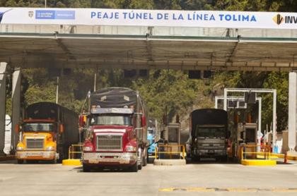Corredor de La Línea, el cual será habilitado por el Gobierno para fechas de fin de año.