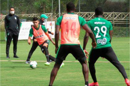 Atlético Nacional buscará contratar jugadores en la defensa y el ataque, según el técnico Alexandre Guimaraes.
