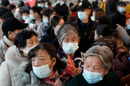 OMS buscará origen de coronavirus en China