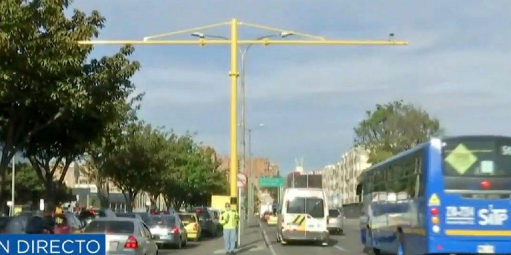Captura de pantalla Noticias RCN.
