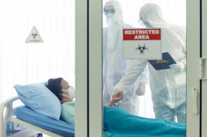Debido al aumento en el número de Contagios, la Gobernación de Antioquia declaró Alerta Roja Hospitalaria en ese municipio.