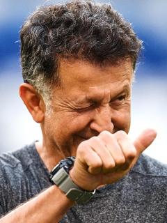 Juan Carlos Osorio, candidato para dirigir al América de México. Imagen de referencia del entrenador colombiano.