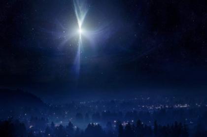 Estrella de Belén, que no se pudo ver en Bogotá por nubes