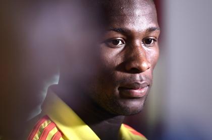 Lerma, acusado de morder a un rival con Bournemout en Inglaterra. Imagen de referencia del jugador colombiano.