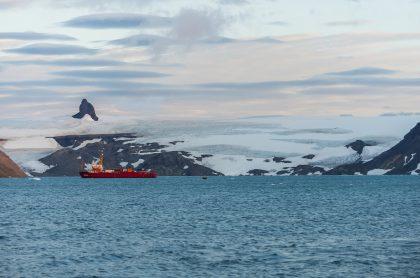 Antártida, donde se registraron los primeros 36 casos de coronavirus.