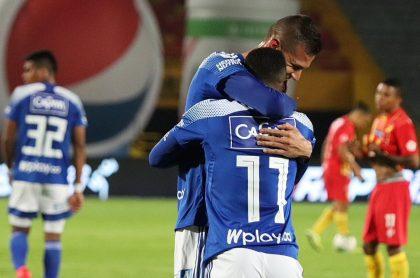Un solo gol contra el Pereira le permitió a Millonarios seguir soñando con ir a la Copa Sudamericana.