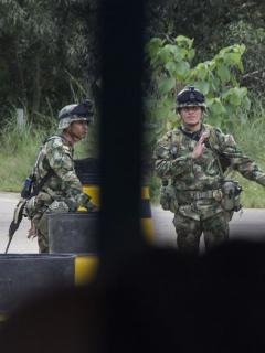 La explosión dejó dos heridos más en Arauca.
