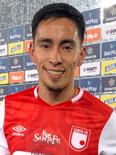 Fabián Sambueza pasaría de Santa Fe a Junior; ya habría arreglado. Imagen de referencia del argentino.