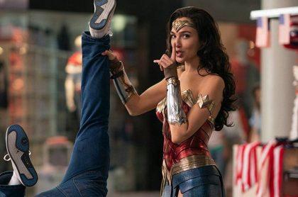 Foto de Gal Gadot, quie sugirió que habrá tercera película de 'La Mujer Maravilla'