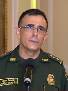 General Jorge Luis Vargas