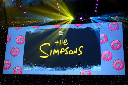 Cartel de 'Los Simpson' ilustra nota sobre l matarón de predicciones