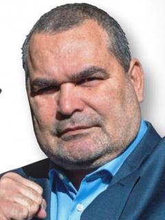 José Luis Chilavert anuncia campaña presidencial en Paraguay.
