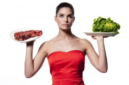 Imagen de dieta, a propósito de 'keto' y ayuno intermitente
