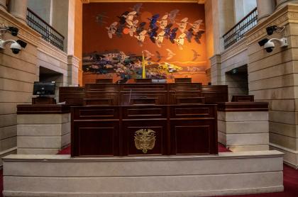 Presidencia de la República anunció un ajuste de los funcionarios administrativos de Senado y Cámara