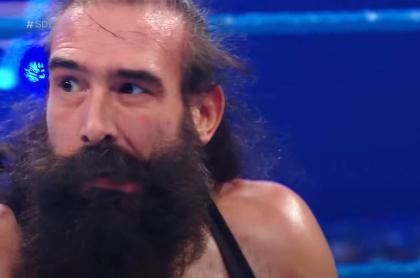 Muere el luchador Jon Huber, conocido en WWE como Luke Harper. Imagen de referencia del peleador.
