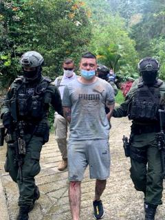 Recapturan a alias 'Pichi', narco que delinquía en Bucaramanga.