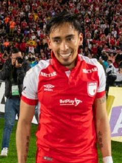El argentino Fabián Sambueza volverá a Junior tras ser clave en el subtítulo de Santa Fe.
