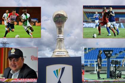 Los peores momentos y fracasos del fútbol colombiano en este 2020.