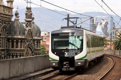 Imagen del Metro de Medellín ilustra nota sobre horarios del Metro y el Metrocable el 31 de diciembre y 1 y 2 de enero.