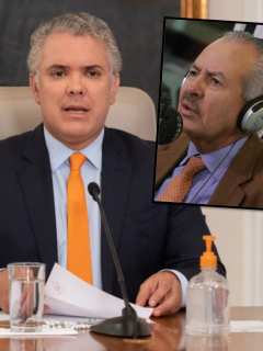 Programa de Iván Duque es criticado por Darío Arizmendi.