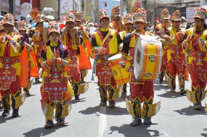 Imagen del Carnaval de Negros y Blancos: imágenes de su edición 2020