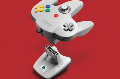 Con piezas originales de Nintendo 64 de mesa y un trabajo de diseño detallado, remasterizaron la clásica consola en formato portátil.