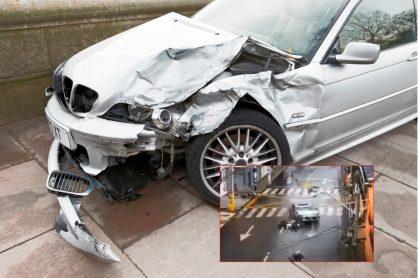 Conductor borracho en Bello atropelló dos personas y luego quedó en libertad.