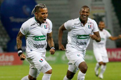 El próximo destino de Dayro Moreno, delantero colombiano que no seguiría en Once Caldas ni en Águilas Doradas.