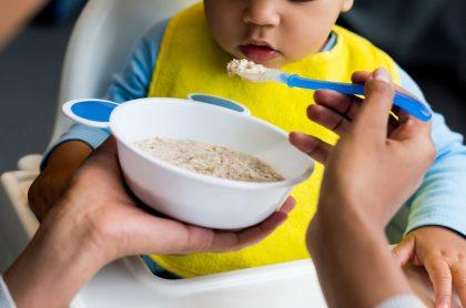 Foto que ilustra las cuotas de alimentos para hijos.