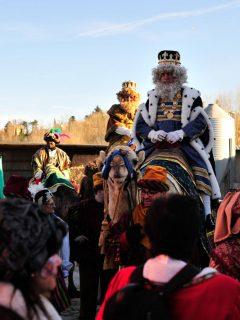 Foto del 'Día de Reyes' ilustra nota sobre el origen y las curiosidades de esta tradición