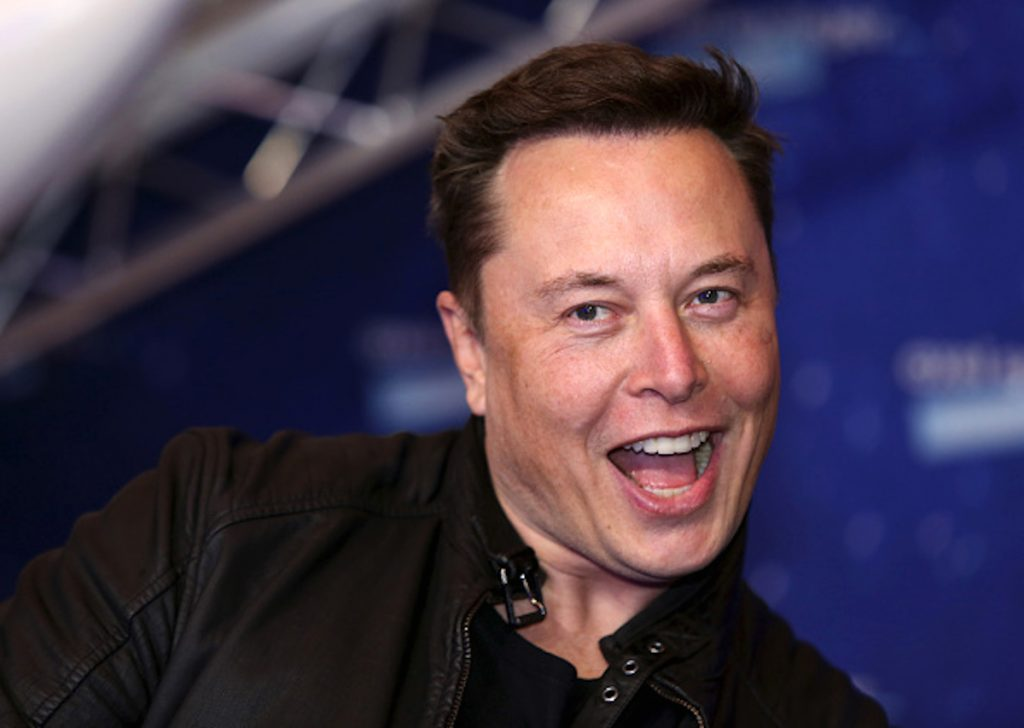 Getty / Elon Musk, fundador de Tesla y SpaceX