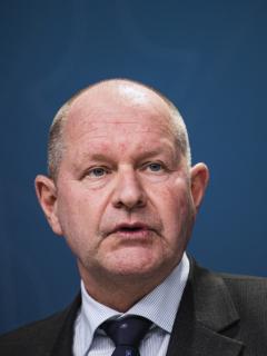Dan Eliasson, alto funcionario sueco que renunció luego deirse de vacaciones en pandemia