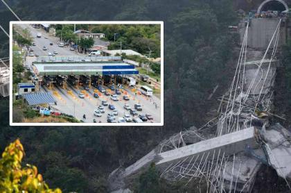 Subirán peajes en Vía al Llano; construirán nuevo puente Chirajara