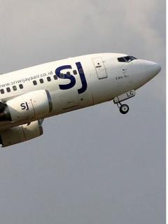 Avión de Sriwijaya Air, con 62 pasajeros, se estrelló. (Imagen de Referencia).