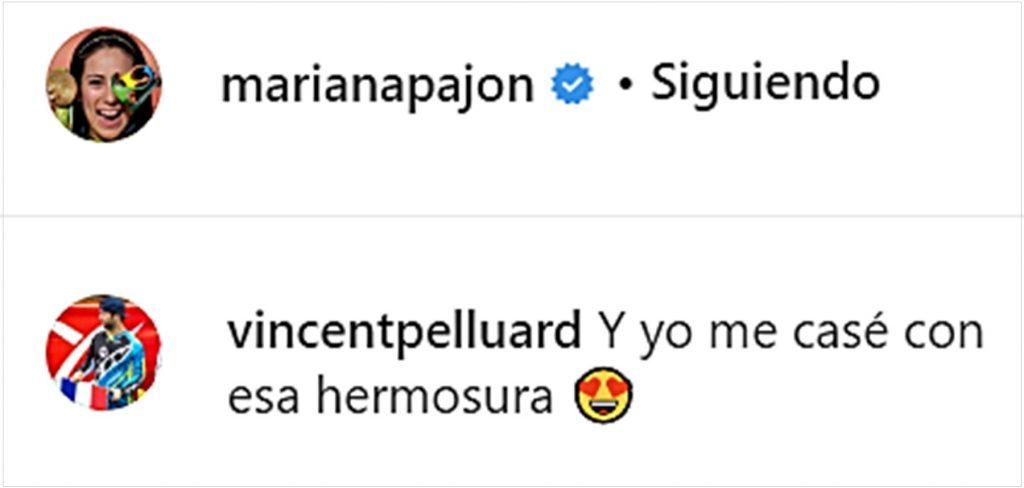 Instagram @marianapaon
