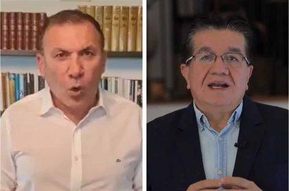 El senador Roy Barreras amenazó al ministro de Salud, Fernando Ruiz, con una moción de censura si se incumple con el Plan Nacional de Vacunación contra la COVID-19.