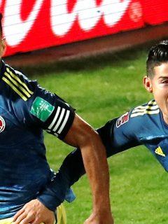 Revelan lista de futbolistas colombianos que más dinero ganan.