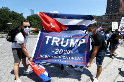 En su último mes de mandato, Donald Trump volvió a incluir a Cuba en la lista de países que patrocinan el terrorismo.