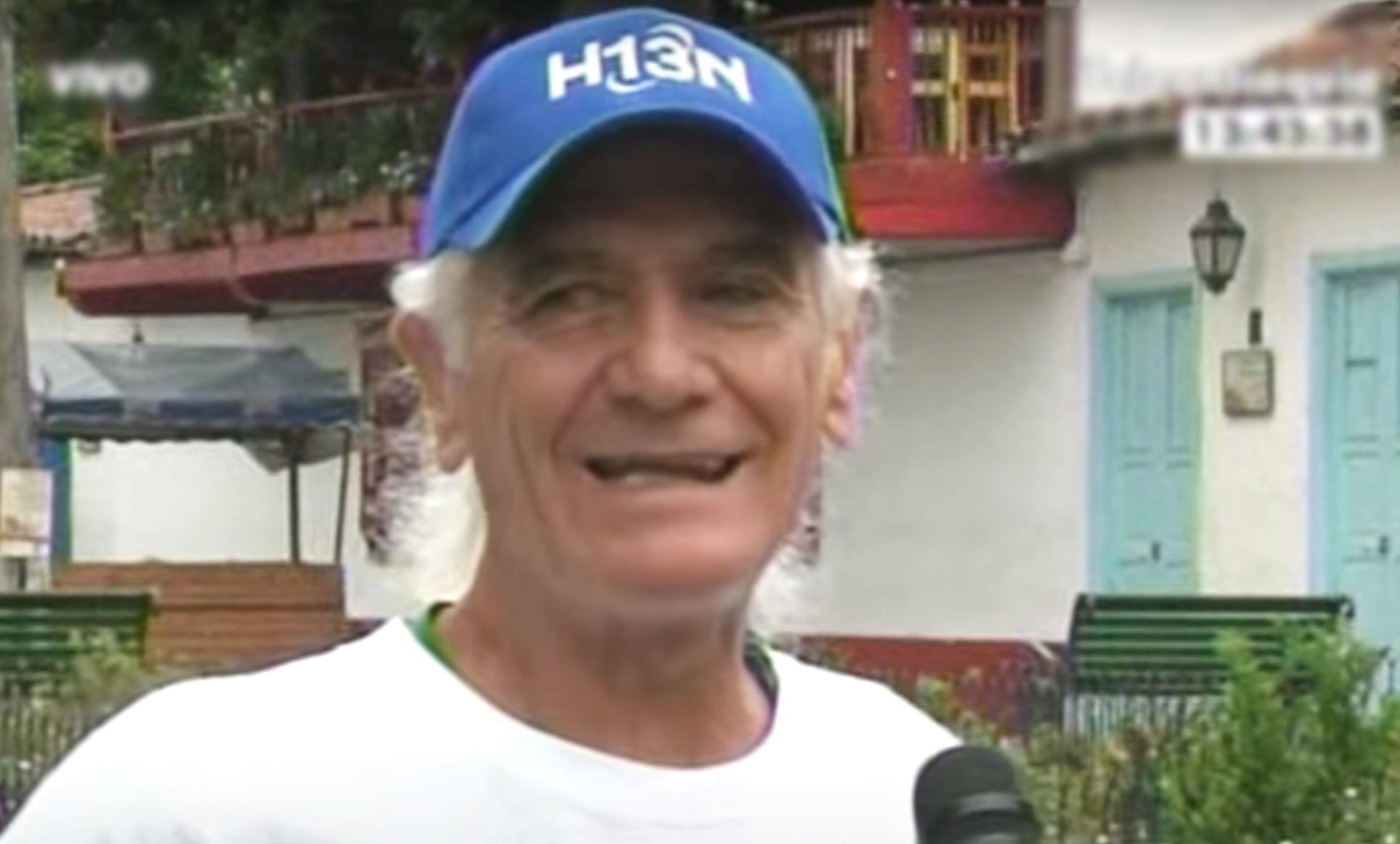 Muere a los 80 años de edad el atleta colombiano Álvaro Mejía Flores