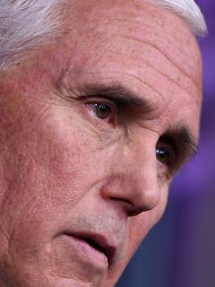 Mike Pence no destituirá a Donald Trump como se lo pidió el Congreso
