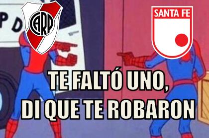 Memes para la eliminación de Rive Plater en Copa Libertadores