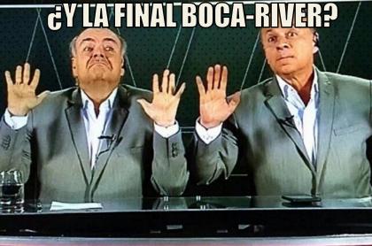 Memes para la eliminación de Boca en Libertadores recuerdan a River