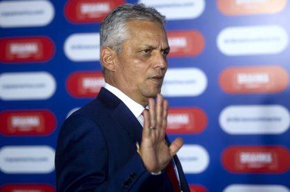 Reinaldo Rueda se despide de Chile sin mencionar a Milad. Imagen de referencia del entrenador colombiano.