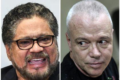 'Iván Márquez' y 'Popeye', a los que Roy Barreras comparó